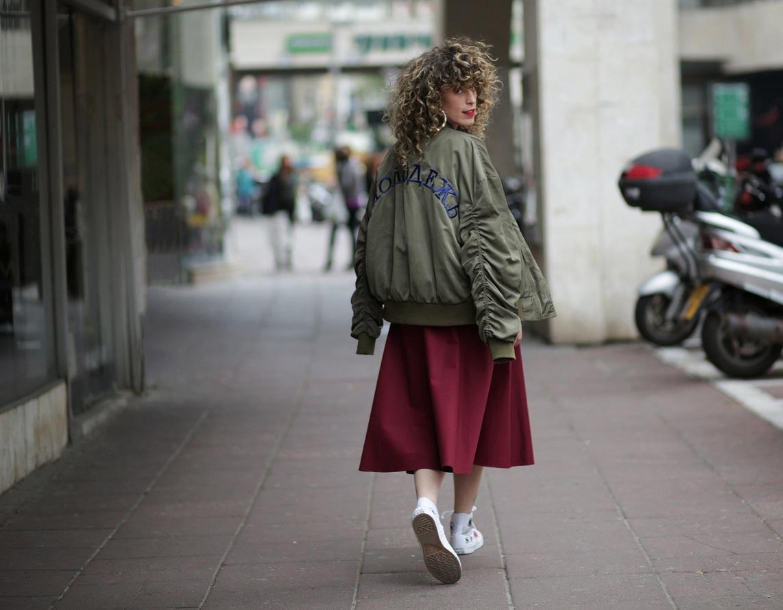 תערוכת צילומי אופנה אורבניים של הצלם אסף ליברפרוינד