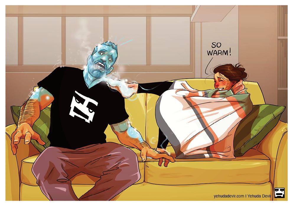 קומיקסנטר חוזר!