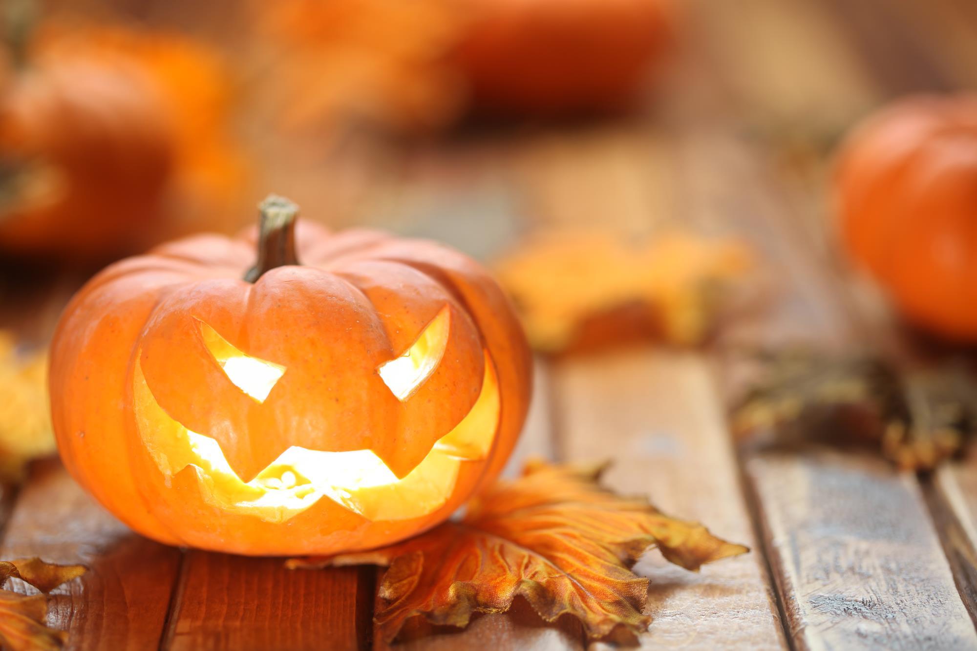 יריד Halloween בסנטר!