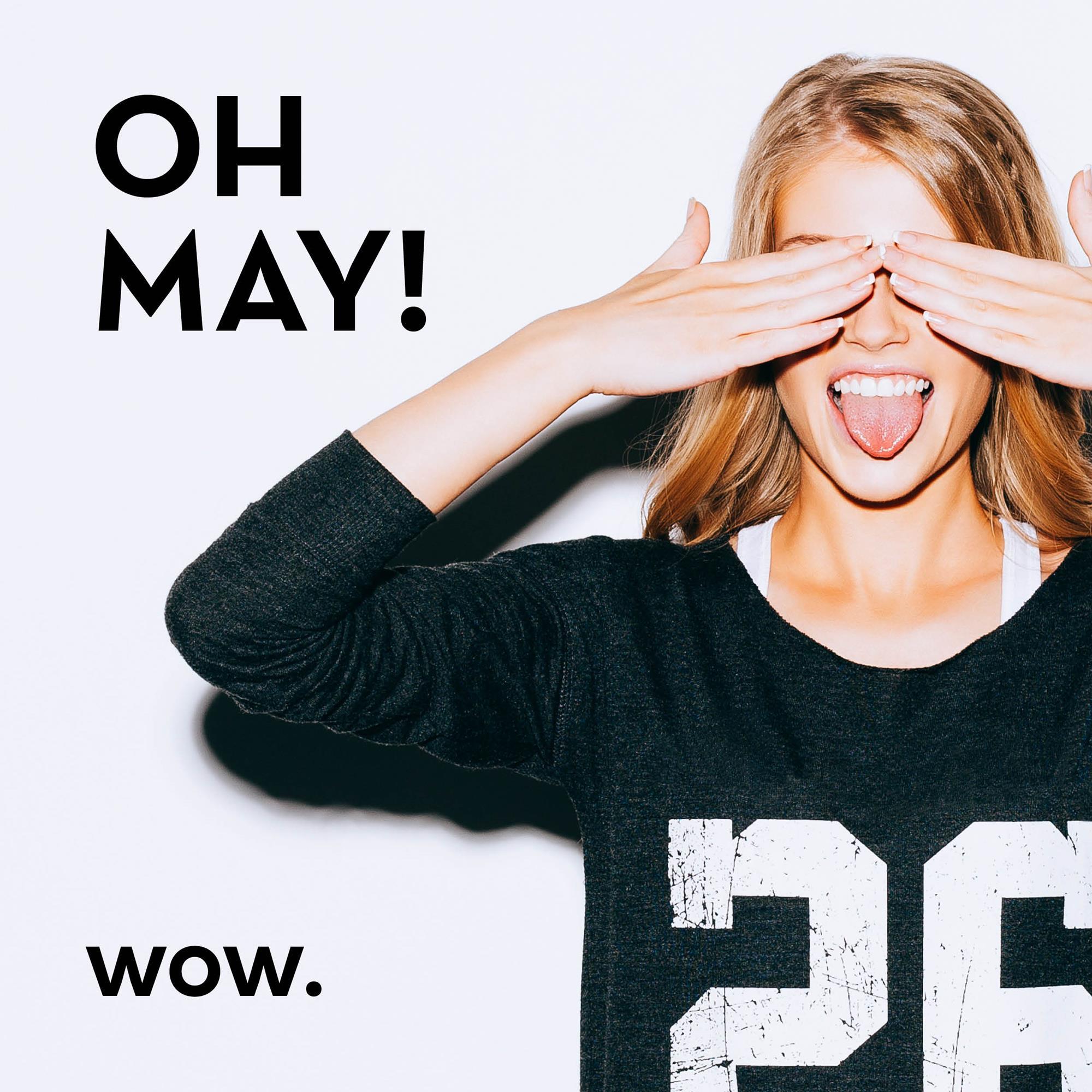 עכשיו ב WOW מבצעי חודש מאי במיוחד בשבילך!