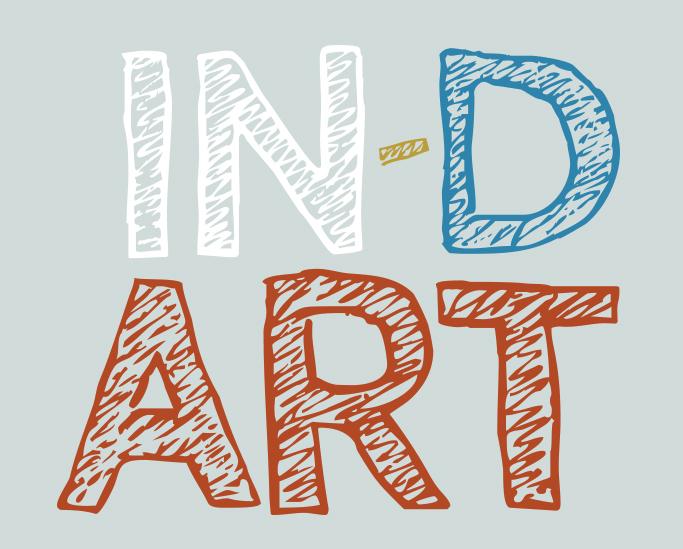 IN-D ART בסנטר