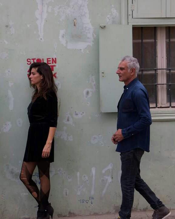 ענבל מן ומשה לוי מגיעים להופעה בהאוס אוף מארלי